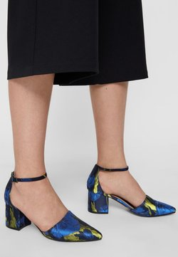 Bianco - BFDIVIVED  - Pumps - cobaltblue