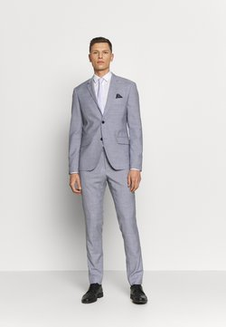 Lindbergh - CHECKED SUIT - Costume - lt grey check