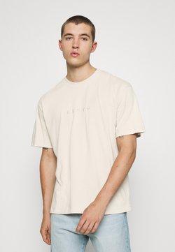 Edwin - KATAKANA EMBROIDERY UNISEX  - T-Shirt basic - silver grey