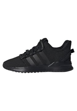 adidas Originals - PATH RUN - Matalavartiset tennarit - black