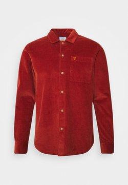Farah - WYMAN - Overhemd - russet