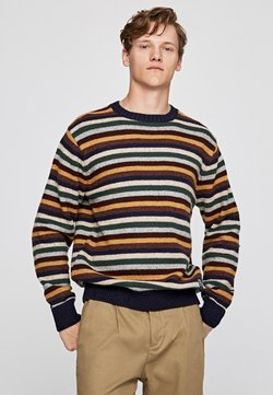 Pepe Jeans - ALAIN - Strickpullover - multi-coloured