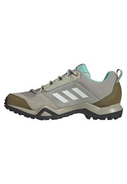 adidas Performance - WANDERSCHUH - Hikingschuh - green