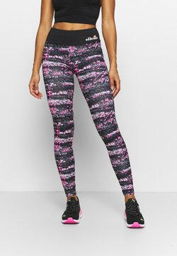 Ellesse - JYN - Tights - black/pink