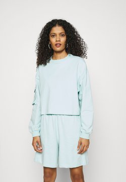 Mavi - DOUBLE PACK SET - Sweatshirt - canal blue