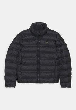 Blauer - GIUBBINI CORTI IMBOTTITO PIUMA - Gewatteerde jas - black
