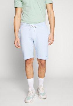 Calvin Klein - GARMENT FRONT LOGO - Jogginghose - blue