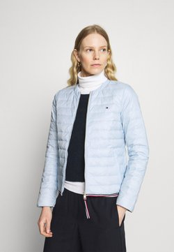 Tommy Hilfiger - COLLARLESS - Daunenjacke - breezy blue