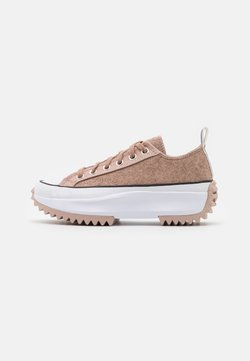 Converse - RUN STAR HIKE - Sneakers basse - salt pink/black/white