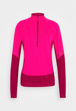 Dynafit - LIGHT ZIP - Fleecepullover - flamingo