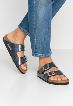 Birkenstock - ARIZONA - Tofflor & inneskor - cosmic sparkle anthracite