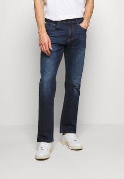 camel active - Straight leg jeans - dark blue
