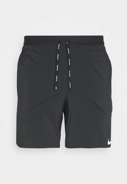 Nike Performance - STRIDE SHORT - Träningsshorts - black