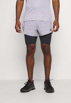 adidas Performance - HEAT.RDY SHORT - Sports shorts - grey/black/pink