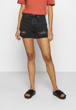 BDG Urban Outfitters - PAX - Jeansshort - black