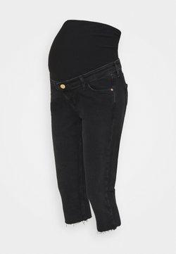 River Island Maternity - Slim fit -farkut - washed black