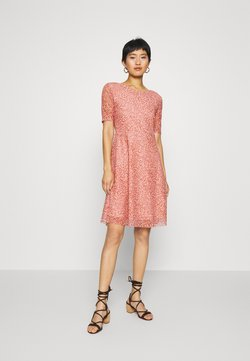 Moss Copenhagen - JAVANA DRESS - Freizeitkleid - rose