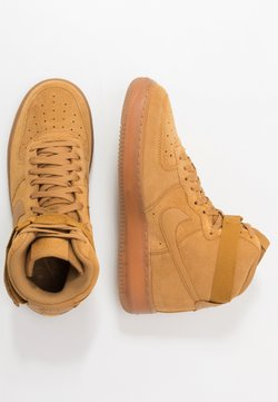 Nike Sportswear - AIR FORCE 1  - Sneaker high - wheat/light brown