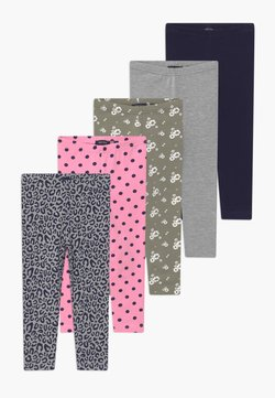 Blue Seven - GIRLS STYLE 5 PACK - Leggings - multi-coloured