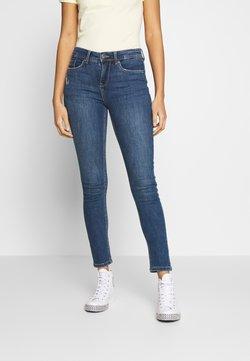 Blendshe - SLOELLE - Slim fit jeans - medium light denim blue