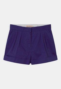 Marni - CALZONCINI UNISEX - Shorts - blue