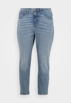 Madewell - PERFECT VINTAGE ENMORE COMP - Straight leg jeans - banner