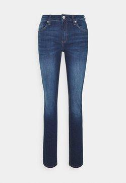 Q/S designed by - Slim fit jeans - dark blue