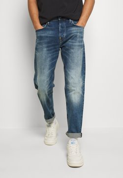 G-Star - 3911 ALUM RELAXED TAPERED - Jeans Relaxed Fit - blue denim