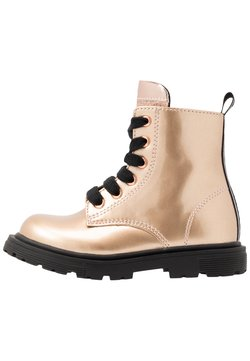 Tommy Hilfiger - Veterboots - champagne