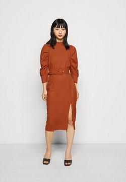 Glamorous Petite - Korte jurk - rust