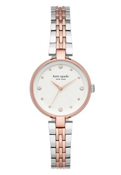 kate spade new york - ANNADALE - Montre - silver-coloured