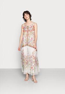 Derhy - SINGAPOUR DRESS - Maxikleid - off white