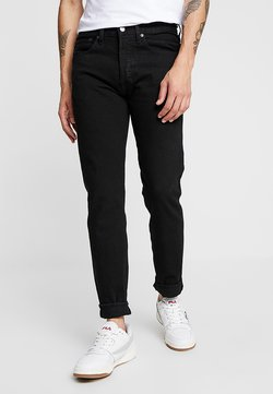 Levi's® - 501® SLIM TAPER - Slim fit -farkut - black