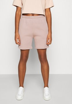 Nly by Nelly - COZY - Shorts - mauve