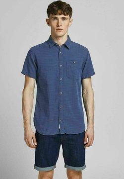 Jack & Jones PREMIUM - Camisa - dark blue denim