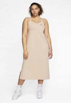 Nike Sportswear - Maxikleid - shimmer/shimmer
