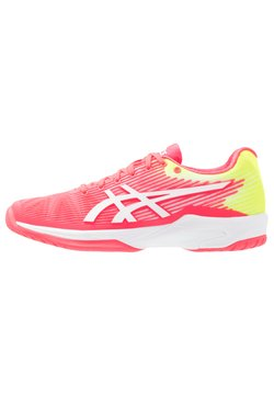 ASICS - SOLUTION SPEED - Scarpe da tennis per tutte le superfici - laser pink/white