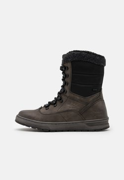 TOM TAILOR - Snowboot/Winterstiefel - stone