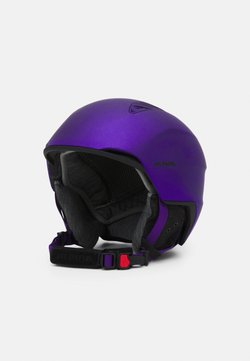 Alpina - LAVALAN  - Helm - dark violet matt