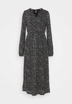 ONLY Tall - ONLPELLA  FRILL DRESS - Maxikleid - black