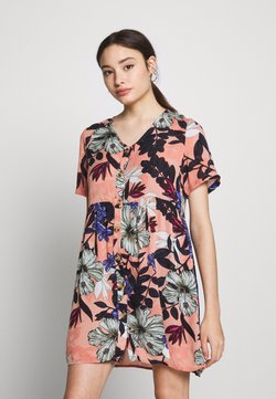 Vero Moda Petite - VMATHEN SHORT DRESS VIP - Sukienka letnia - misty rose