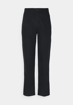 DOCKERS - ALPHA ICON TAPERED - Trousers - mineral black