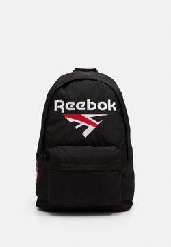 Reebok Classic - SUPPORTER UNISEX - Reppu - black