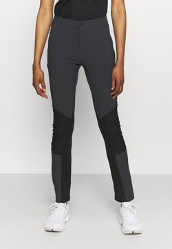 8848 Altitude - TRINITY PANT AIRFORCE - Stoffhose - charcoal