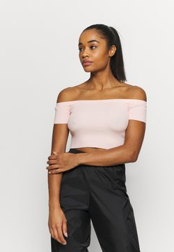 Capezio - CROPPED - Top - pink
