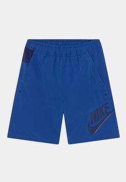 Nike Sportswear - Shortsit - game royal/blue void/white