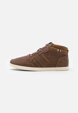 TOM TAILOR - Sneaker high - nuts