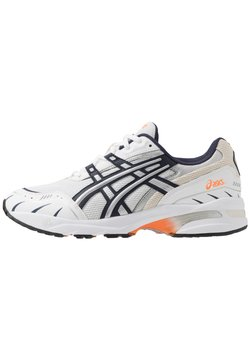 ASICS SportStyle - GEL-1090 UNISEX - Sneaker low - white/midnight