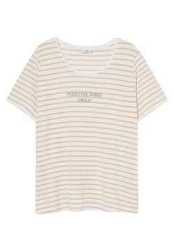 C&A - T-Shirt print - cremewhite