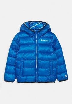 Champion - LEGACY OUTDOOR HOODED JACKET UNISEX - Winterjacke - royal blue